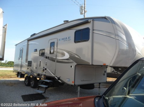 New 2019 Jayco Eagle HT 26BHX For Sale by Beilstein's RV & Auto available in Palmyra, Missouri