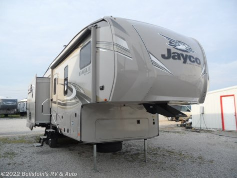 New 2019 Jayco Eagle HT 28.5RSTS For Sale by Beilstein's RV & Auto available in Palmyra, Missouri