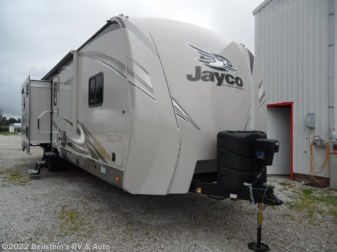 New 2019 Jayco Eagle HT 324BHTS 2019 For Sale by Beilstein's RV & Auto available in Palmyra, Missouri