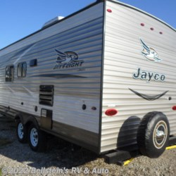 2017 Jayco Jay Flight 23RB  - Travel Trailer Used  in Palmyra MO For Sale by Beilstein's RV & Auto call 800-748-7173 today for more info.