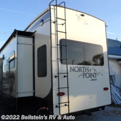 2019 Jayco North Point 377RLBH  - Fifth Wheel New  in Palmyra MO For Sale by Beilstein's RV & Auto call 800-748-7173 today for more info.