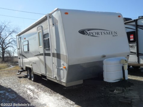Used 2008 K-Z Sportsmen 261RK For Sale by Beilstein's RV & Auto available in Palmyra, Missouri