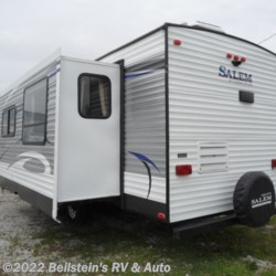 2018 Forest River Salem 27RKSS  - Travel Trailer Used  in Palmyra MO For Sale by Beilstein's RV & Auto call 800-748-7173 today for more info.
