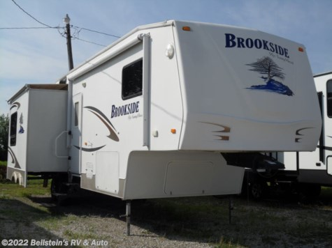 Used 2008 SunnyBrook Brookside 349FWSB For Sale by Beilstein's RV & Auto available in Palmyra, Missouri