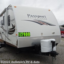 Used 2012 Keystone Passport Ultra Lite Grand Touring 3220BH For Sale by Beilstein's RV & Auto available in Palmyra, Missouri