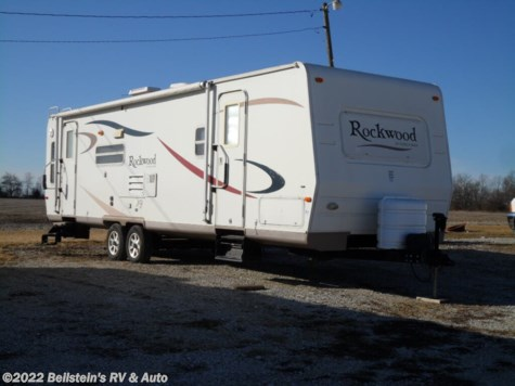 Used 2006 Forest River Rockwood Signature Ultra Lite 8314SS For Sale by Beilstein's RV & Auto available in Palmyra, Missouri