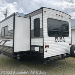 2019 Palomino Puma XLE Lite 25RLC  - Travel Trailer Used  in Palmyra MO For Sale by Beilstein's RV & Auto call 800-748-7173 today for more info.