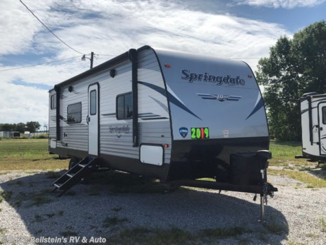 Used 2019 Keystone Springdale 260BH For Sale by Beilstein's RV & Auto available in Palmyra, Missouri