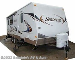 Stock Image for 2011 Keystone Sprinter  (options and colors may vary)
