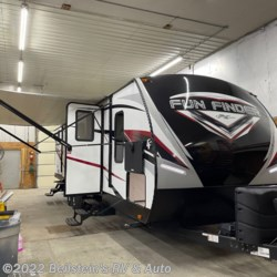 Used 2018 Cruiser RV Fun Finder Xtreme Lite 31BH For Sale by Beilstein's RV & Auto available in Palmyra, Missouri