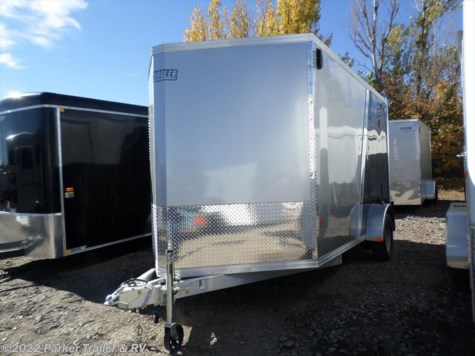 2015 Snake River EZ Hauler  EZEC 7X12 SINGLE