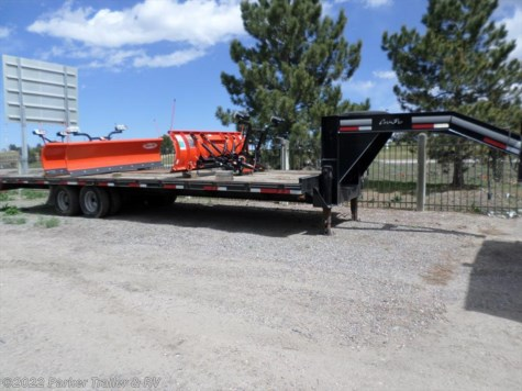 2005 CornPro  24+5 GN Flatbed
