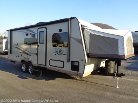 New 2018 Forest River Rockwood Roo 233S For Sale by Bill's Happy Camper RV Sales available in Mill Hall, Pennsylvania