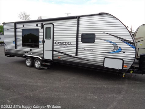 New 2019 Coachmen Catalina 26TH For Sale by Bill's Happy Camper RV Sales available in Mill Hall, Pennsylvania
