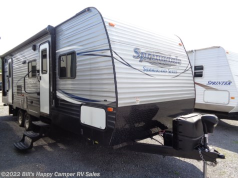Used 2017 Keystone Springdale Summerland 2720BH For Sale by Bill's Happy Camper RV Sales available in Mill Hall, Pennsylvania
