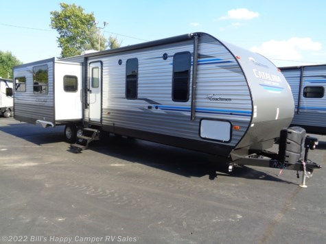 New 2019 Coachmen Catalina 333RETS For Sale by Bill's Happy Camper RV Sales available in Mill Hall, Pennsylvania