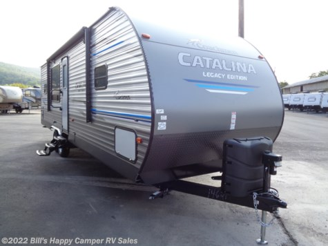 New 2019 Coachmen Catalina 283RKS For Sale by Bill's Happy Camper RV Sales available in Mill Hall, Pennsylvania