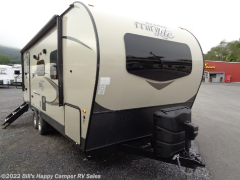 New 2019 Forest River Rockwood Mini Lite 2511S For Sale by Bill's Happy Camper RV Sales available in Mill Hall, Pennsylvania