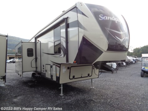 New 2019 Forest River Sandpiper 2950TRIK For Sale by Bill's Happy Camper RV Sales available in Mill Hall, Pennsylvania