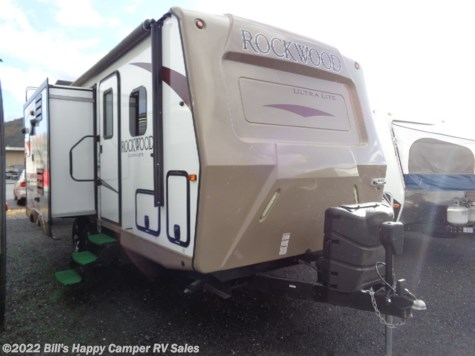 Used 2017 Forest River Rockwood Ultra Lite 2304DS For Sale by Bill's Happy Camper RV Sales available in Mill Hall, Pennsylvania