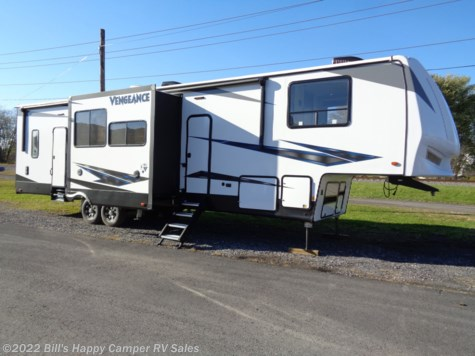 New 2019 Forest River Vengeance 348A13 For Sale by Bill's Happy Camper RV Sales available in Mill Hall, Pennsylvania