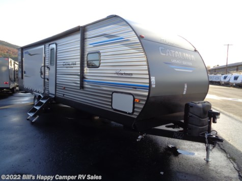 New 2019 Coachmen Catalina 303RKP For Sale by Bill's Happy Camper RV Sales available in Mill Hall, Pennsylvania