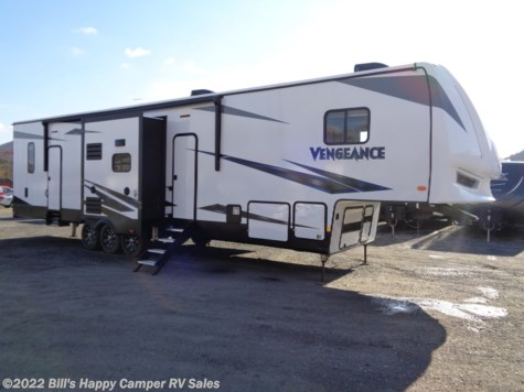New 2019 Forest River Vengeance 377V For Sale by Bill's Happy Camper RV Sales available in Mill Hall, Pennsylvania