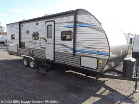 New 2019 Coachmen Catalina 261BHS For Sale by Bill's Happy Camper RV Sales available in Mill Hall, Pennsylvania