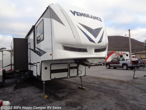 New 2019 Forest River Vengeance 388V16 For Sale by Bill's Happy Camper RV Sales available in Mill Hall, Pennsylvania