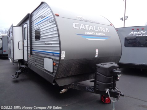 New 2019 Coachmen Catalina 313DSRBCK For Sale by Bill's Happy Camper RV Sales available in Mill Hall, Pennsylvania