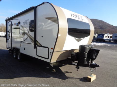 Used 2019 Forest River Rockwood Mini Lite 2109S For Sale by Bill's Happy Camper RV Sales available in Mill Hall, Pennsylvania