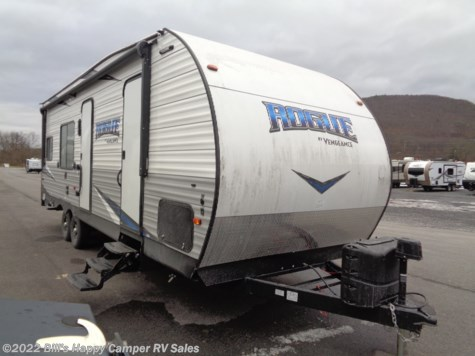 New 2019 Forest River Vengeance 25V For Sale by Bill's Happy Camper RV Sales available in Mill Hall, Pennsylvania