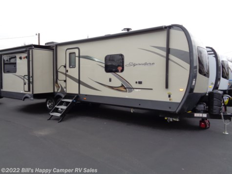 New 2019 Forest River Rockwood Signature Ultra Lite 8329SS For Sale by Bill's Happy Camper RV Sales available in Mill Hall, Pennsylvania