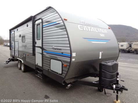 New 2019 Coachmen Catalina 241RLS For Sale by Bill's Happy Camper RV Sales available in Mill Hall, Pennsylvania