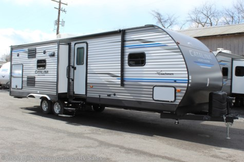 New 2019 Coachmen Catalina 293RLDS For Sale by Bill's Happy Camper RV Sales available in Mill Hall, Pennsylvania
