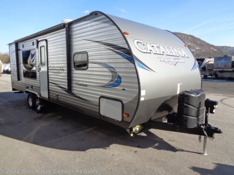 Used 2018 Coachmen Catalina 26TH For Sale by Bill's Happy Camper RV Sales available in Mill Hall, Pennsylvania