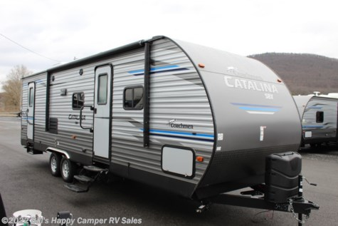 New 2019 Coachmen Catalina 281DDS For Sale by Bill's Happy Camper RV Sales available in Mill Hall, Pennsylvania