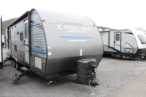 New 2019 Coachmen Catalina 273BHSCK For Sale by Bill's Happy Camper RV Sales available in Mill Hall, Pennsylvania