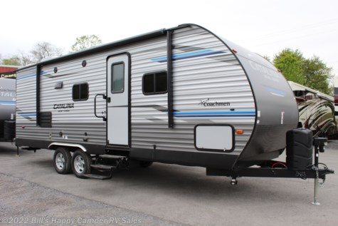 New 2019 Coachmen Catalina 243RBS For Sale by Bill's Happy Camper RV Sales available in Mill Hall, Pennsylvania