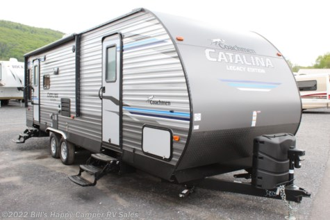 New 2020 Coachmen Catalina 263RLS For Sale by Bill's Happy Camper RV Sales available in Mill Hall, Pennsylvania