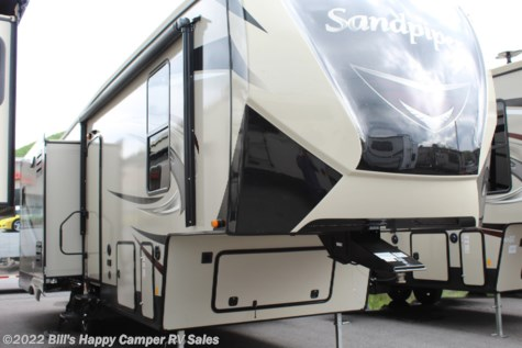 New 2019 Forest River Sandpiper 3250IK For Sale by Bill's Happy Camper RV Sales available in Mill Hall, Pennsylvania