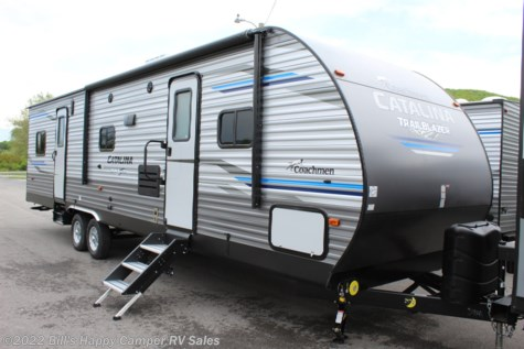 New 2020 Coachmen Catalina 29THS For Sale by Bill's Happy Camper RV Sales available in Mill Hall, Pennsylvania