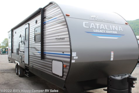 New 2020 Coachmen Catalina 343BHTS For Sale by Bill's Happy Camper RV Sales available in Mill Hall, Pennsylvania