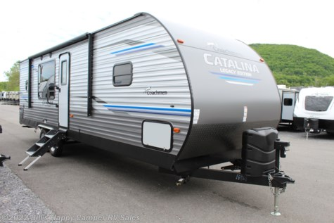 New 2020 Coachmen Catalina 283RKS For Sale by Bill's Happy Camper RV Sales available in Mill Hall, Pennsylvania