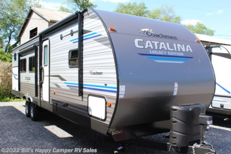 New 2020 Coachmen Catalina 333BHTSCK For Sale by Bill's Happy Camper RV Sales available in Mill Hall, Pennsylvania