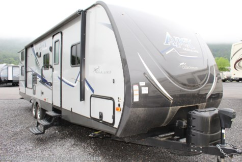 Used 2018 Coachmen Apex 287BHS For Sale by Bill's Happy Camper RV Sales available in Mill Hall, Pennsylvania