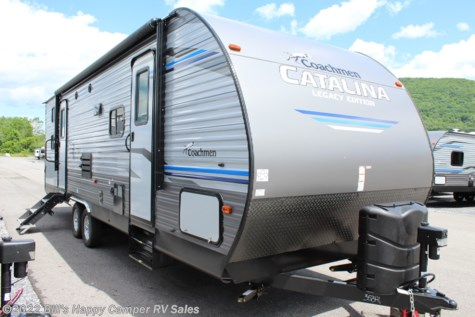 New 2020 Coachmen Catalina 273BHSCK For Sale by Bill's Happy Camper RV Sales available in Mill Hall, Pennsylvania