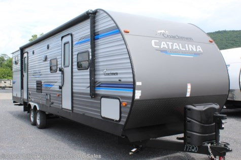 New 2020 Coachmen Catalina 323BHDSCK For Sale by Bill's Happy Camper RV Sales available in Mill Hall, Pennsylvania