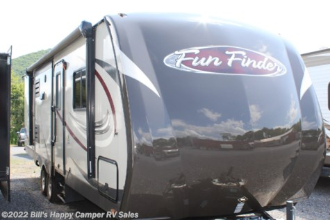 Used 2014 Cruiser RV Fun Finder F-266KIRB For Sale by Bill's Happy Camper RV Sales available in Mill Hall, Pennsylvania