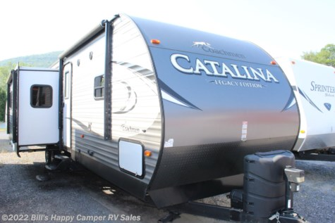 Used 2018 Coachmen Catalina 333BHTSCK For Sale by Bill's Happy Camper RV Sales available in Mill Hall, Pennsylvania